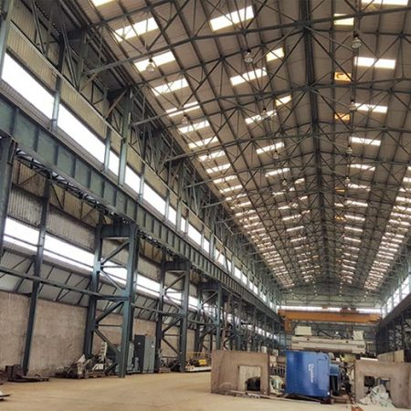 Wagon Manufacturing Plant