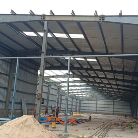 PEB Warehouse - Port Area