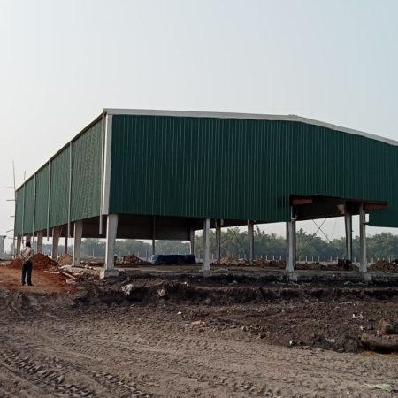 PEB - AAC Block manufacturing Plant