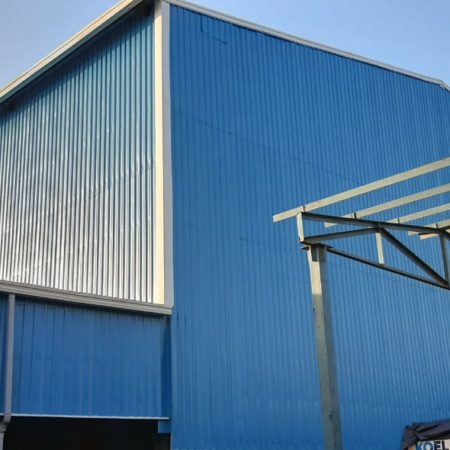 Seafood Processing Plant