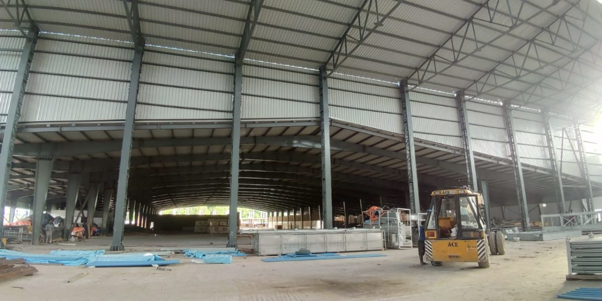 Industrial Structural Fabricators